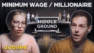 Video Millionaires vs Minimum Wage: Did You Earn Your Money? MP3, 3GP, MP4, WEBM, AVI, FLV Agustus 2019