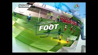 C'est l'heure du foot: 08-08-2021 Canal Algérie