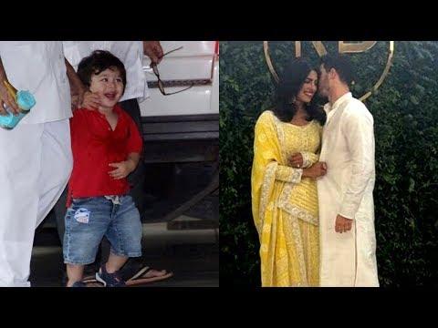 Taimur Ali Khan Steals Limelight On Priyanka Chopr
