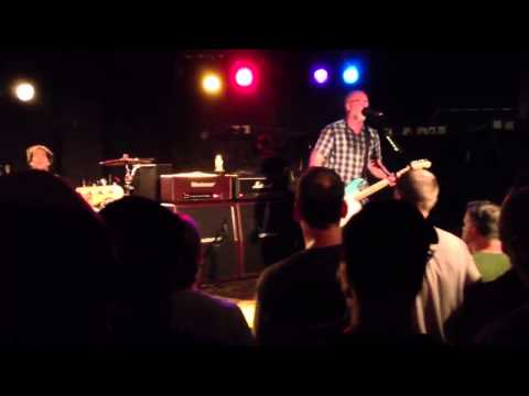 Bob Mould - The Descent @ The Bottleneck (Lawrence, KS - 8/16/2013)