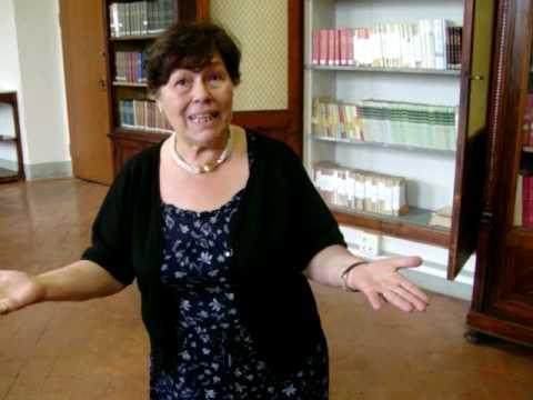 Biblioteca storica Tommaso Pendola Siena in Lis
