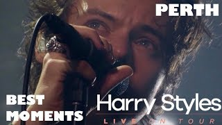 HARRY STYLES HIGHLIGHTS FROM THE PERTH SHOW 2018