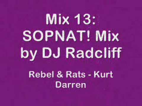 Mix 13 – SOPNAT! Mix by DJ Radcliff