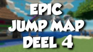 Minecraft - Epic jump map #4