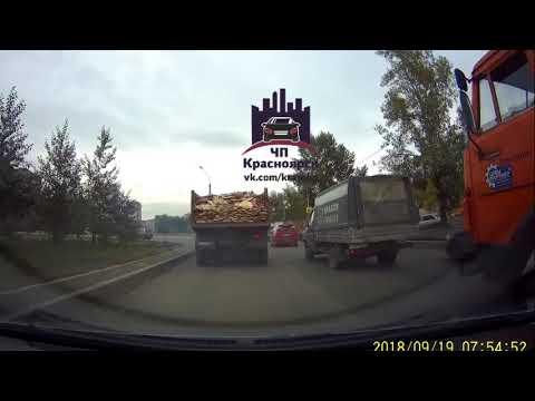 ул. Авиаторов 19.09.2018 ЧП Красноярск