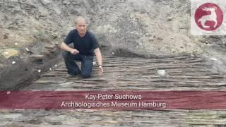 Wege, Keramik & Wasserleitungen: #Ausgegraben - Harburger Schloßstraße