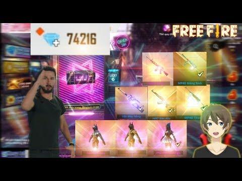 [Garena Free Fire] Âm Mưu Phá 74.000