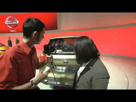 Nissan  Женевский автосалон 2012 Nissan Hi-Cross Concept