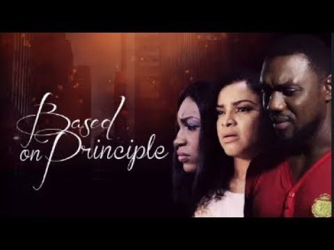 Based On Principles   - Latest 2017 Nigerian Nollywood Drama Movie (20 min preview)