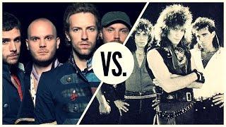 Coldplay vs. Bon Jovi - Livin' La Vida