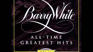 You're The First, The Last, My Everywhere - Barry White