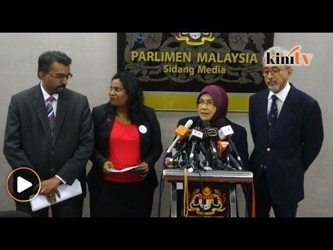 MP AMANAH Kota Raja desak bebaskan Siti Aishah daripada cengkaman Sosma