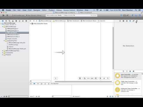 Xcode 5 – IOS Development