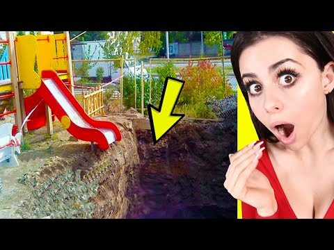 Craziest Playgrounds You Wont Believe Exist