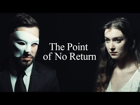 Phantom Of The Opera - The Point Of No Return (METAL COVER) Jonathan Young Ft. Malinda K Reese