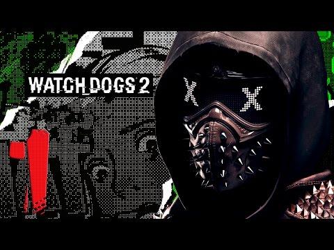 Watch Dogs 2. Прохождение. Часть 1 (Посвящение в DedSec)