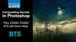BTS: Compositing Secrets in Photoshop with Karen Alsop