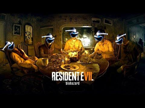 Resident Evil 7 biohazard c PS VR (Самая крутая виртуальная реальность!)