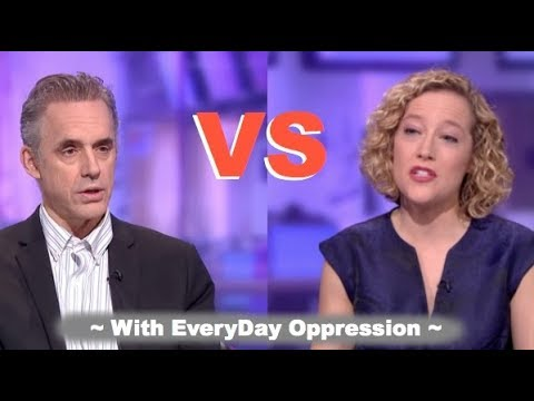 Jordan Peterson Vs Cathy Newman & Channel 4: PART 1