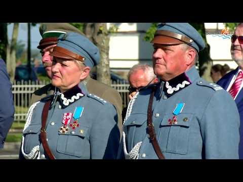 Suwalskie obchody 80. rocznicy wybuchu II wojny światowej. Nigdy więcej