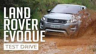 Land Rover Evoque - Test Drive