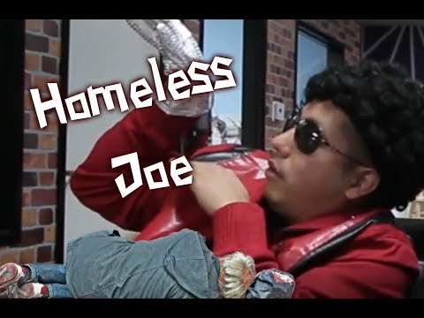 JustKiddingNews Homeless Joe