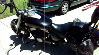 4. 2010 Honda shadow phantom