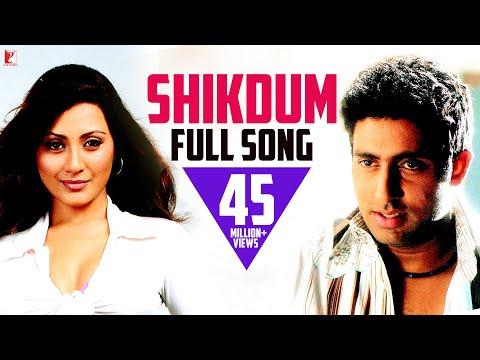 Shikdum - Full Song   Dhoom   Abhishek Bachchan   Rimi Sen   Shaan   Shreya Ghoshal