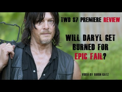 The Walking Dead Season 7 Episode 1 DARYL Justified 100% EXPLAINED