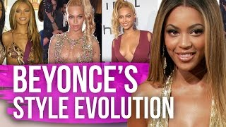 Beyonce's EPIC Style Evolution (Dirty Laundry) by Clevver Style