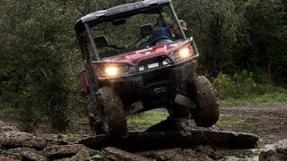 10. Rock Climbing with Can-am Defender HD8