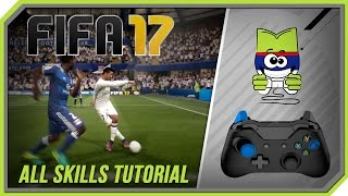 Around 70 skills in my Fifa 17 All Skills Tutorial for Xbox 360 and Xbox One. Include all listed and unlisted skills. If you like it click the LIKE button! Don't upload this video on other youtube channels, please respect my work. Thanks!►Like me on facabook:https://www.facebook.com/maremastutorialsFollow me on twitter:https://twitter.com/maremas_►Tutorial Contain:NEW:Okocha Sombrero FlickV Drag BackNeymar Step OverFake PassBolasie FlickRabona ShotBall JuggleFoot FakeBody FeintStep Over/Reverse Step OverDrag BackBall RollHeel FlickFlick UpRouletteFake Right & Go LeftBall HopHeel to Heel FlickSimple RainbowAdvanced RainbowFeint Right And Exit LeftSpinStop And TurnBall Roll CutElastico/Reverse ElasticoQuick Ball RollsHocus PocusTriple ElasticoBall Roll And FlickSombrero FlickTurn And SpinBall Roll FakeRabona FakeElastico ChopLaces Flick UpSombrero Flick BackwardSombrero Flick At The SideAround The WorldIn Air ElasticoReverse In Air ElasticoFlick Up For VolleyT. Around The WorldChest FlickDouble Touch ExitDouble Touch SpinScoop TurnRonaldo ChopHeel Flick TurnAlternative Elastico ChopReverse Toe BounceDouble Around The WorldHoop The WorldJuggling RainbowWaka WakaDouble Touch ExitReverse StepOverFancy Drag BackRabona CrossHenry PassHocus Pocus PassScoop PassFancy PassThe Spin PassNo Touch DriblingBackHeel PassBall LiftFancy Shot► My tutorials:PES 2017 Advanced Shooting Tutorialhttps://youtu.be/xW6xWr1iMNcPES 2017 Free Kick Tutorial [PS3, PS4]https://youtu.be/TQ4DUbCa9Z8PES 2017 Free Kick Tutorial [Xbox 360, Xbox One]https://youtu.be/8Fhug7zgtE4PES 2017 Rabona Tutorial [PS4]https://youtu.be/2NUFn0rFmjgPES 2017 Rabona Tutorial [Xbox One]https://youtu.be/u-jqkrBXZaIPES 2017 Tricks and Skills Tutorial [Xbox One, Xbox 360, PC]https://youtu.be/KcbKDDEVKwQPES 2017 Tricks and Skills Tutorial [PS4, PS3]https://youtu.be/Ze5Ayt9h-uQPES 2016 Tricks and Skills Tutorial [Xbox One, Xbox 360, PC]https://youtu.be/37b5H8iDghQPES 2016 Tricks and Skills Tutorial [PS4, PS3]https://youtu.be/EJb_fYiI7q4Fifa 16 Unlisted Skills Tutorial [Xbox 360, Xbox One, PC]https://youtu.be/4WexV9eBf1YFifa 16 Unlisted Skills Tutorial [PS3, PS4]https://youtu.be/5AxnUQnwGM4Fifa 16 Listed Skills Tutorial [Xbox One, Xbox 360, PC]https://youtu.be/EZjcNjsf_6QFifa 16 Listed Skills Tutorial [PS4, PS3] https://youtu.be/lQ4Jf0Fix5QFifa 16 New Skills Tutorial PS4 https://youtu.be/Gm5AVqTBW9MFifa 16 New Skills Tutorial Xbox One https://youtu.be/DqgXE4zy95ghttps://www.youtube.com/watch?v=e5SZT21mXd0PES 2015 Free Kick Tutorialhttps://youtu.be/SQo5aNqSf-APES 2015 Tricks and Skills Tutorial [Xbox One, Xbox 360, PC] https://youtu.be/l5F6zHf9rLkPES 2015 Tricks and Skills Tutorial [PS4, PS3] https://youtu.be/EvqSK1dv9HgFifa 15 Skills Tutorial HD [PS4, PS3] https://youtu.be/_wabL0aijosFifa 15 Skills Tutorial HD [Xbox One, Xbox 360, PC] https://youtu.be/sWvx3Ueb7BE----------------------------------------------------------►Outro SongDisco Sting by Kevin MacLeod is licensed under a Creative Commons Attribution license (https://creativecommons.org/licenses/by/4.0/)Source: http://incompetech.com/music/royalty-free/index.html?isrc=USUAN1100363Artist: http://incompetech.com/Buy cheapest games only at g2a: https://goo.gl/0UJB3l  and Instant Gaming: https://goo.gl/Q4aN79