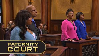 Video Sister's Husband May Be Father (Full Episode) | Paternity Court MP3, 3GP, MP4, WEBM, AVI, FLV Oktober 2018