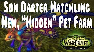 Support me on Patreon: https://www.patreon.com/hikonsFollow me on Twitter: http://www.twitter.com/hikonsWatch live at: http://www.twitch.tv/hikonsDiscord: https://discord.gg/73sFSbdStep-by-step how to get it: http://www.wowhead.com/item=142223/sun-darter-hatchling#comments:id=2501299Thanks Nightswifty!