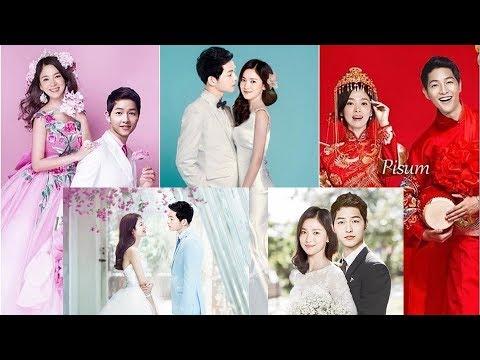 Ảnh cưới cực hit của Cặp đôi Song Joong Ki và Song Hye Kyo gây bão cộng đồng mạng - Thời lượng: 11:05.