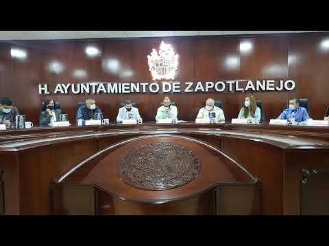 Sesión de ayuntamiento No. 64 19 de marzo de 2021