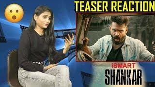 Ismart Shankar Teaser Reaction | Ram, Nidhhi Agerwal, Nabha Natesh | Puri Jagannadh | i5 Network