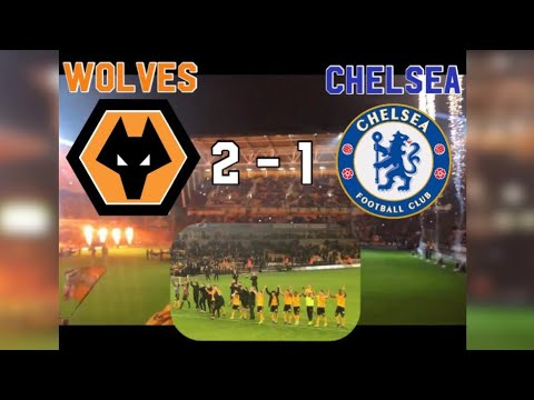 Wolves 2-1 Chelsea| My Match Highlights| (05/12/2018)