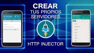 Como crear mi propio servidor http injector (Mega bien explicado)