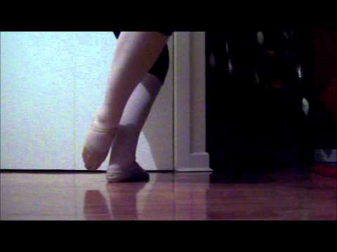 basic ballet footwork