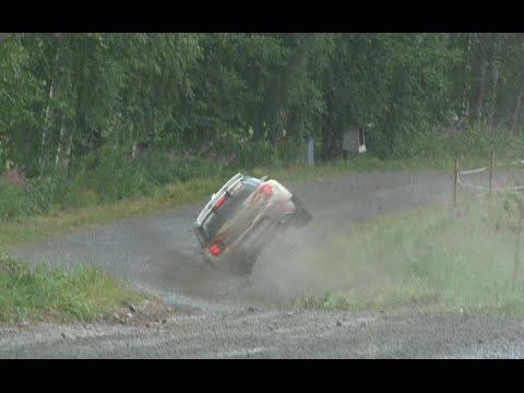 Vídeo: impresionante librada de Chardonnet Citroën DS3 R5 en el WRC Rallye de Finlandia 2014