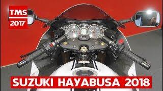 7. New Suzuki Hayabusa 2018 - Suzuki Hayabusa at 2017 Tokyo Motor Show