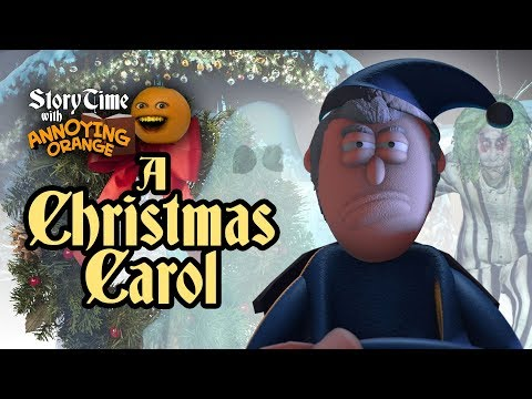 Video Annoying Orange - Storytime: A Christmas Carol download in MP3, 3GP, MP4, WEBM, AVI, FLV January 2017