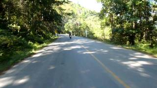 Riding KLX 250cc From Chiang Mai To Pai