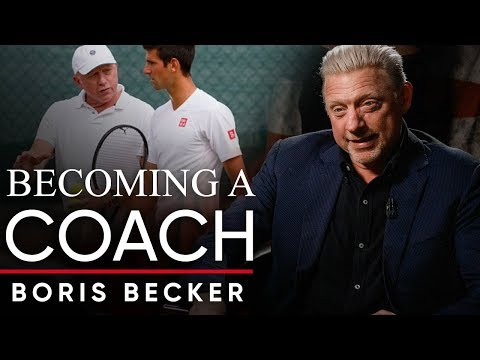 HOW IT WAS COACHING NOVAK DJOKOVIC - Boris Becker | London Real