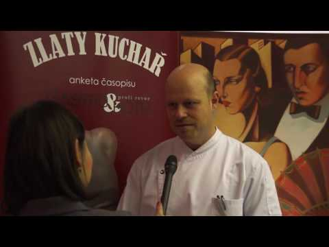 Otázky a odpovědi vítězů minulého ročníku ankety Zlatý kuchař – 2. místo – Roman Paulus
