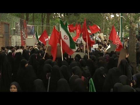 Weitere US-Sanktionen gegen den Iran beschlossen