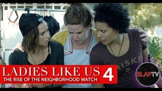 """Hayden finds a glitch in the Matrix when her neighborhood watch yard sale turns deadly. Created by: Kristina Cohen Kruzhttp://www.slaptv.comSlapTV. Provocative. Dangerous. Cuddly. Watching our videos may be the most important thing you do this week. Starring:Kristina Cohen KruzStefanie DrummondToni Del SorboWyatt SkellyAlex OliverVanessa Lee ChesterDirected by: Jonny CruzWritten by: Kristina Cohen Kruz, Danny Scharar, Jonny CruzProduced by: Kristina Cohen Kruz, Jared Safier, Jonny CruzExecutive Producer: Roberto RaadDirector Of Photography: Thor WixomFirst AC: Rex FloresSound: John NickolMike KentEdited by: Jonny CruzAssistant Director: Alex Ivany Featured Music:""""Squad VI""""Written and performed by Charlie ScovillSpecial Thanks: Kim Matula, Ben Goldberg, Steven Neibert, Ryder White, ChipotleBlankety Blank Productions 2015A SlapTV Production Please Subscribe to our YouTube Channel!http://www.youtube.com/subscription_center?add_user=slaptvdotcom Pee your pants on our Facebook!https://www.facebook.com/slapTVdotcom Bust a gut on our Twitter!https://twitter.com/slaptvdotcom Check out our Instagramhttp://instagram.com/slaptvdotcom We are required to have one so here is our Google+ Page!https://plus.google.com/u/5/b/105008800775045580141/"""