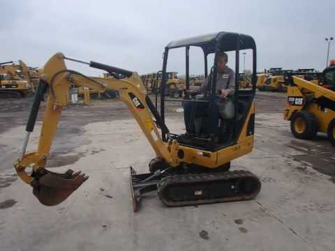 CATERPILLAR TRACK EXCAVATORS 301.4C equipment video 7jrMRL_pw1Y