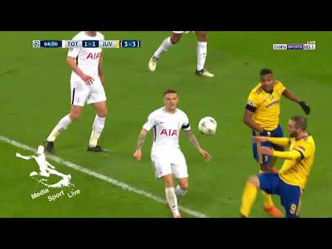 Juventus Vs Tottenham 2-1 All Goals & Highlights 7.3.2018